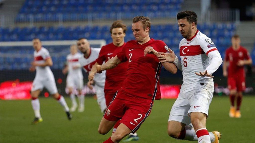 türkiye - norveç dünya kupası eleme maçı